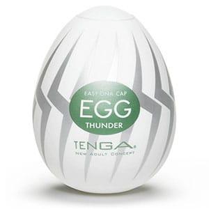 Tenga Egg Wavy - The Fourth Best Tenga Egg Texture