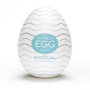 Tenga Egg Wavy - The Best Tenga Egg Texture